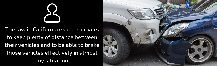 multi-vehicle car accident