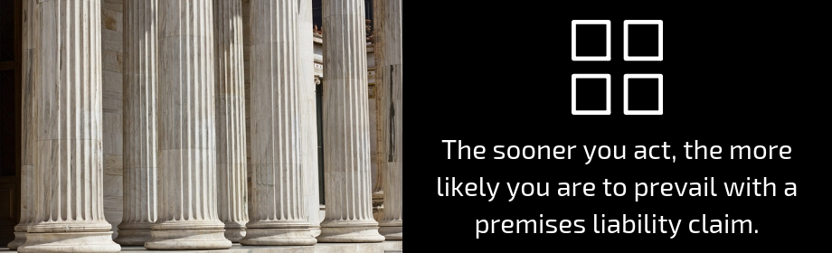 court columns