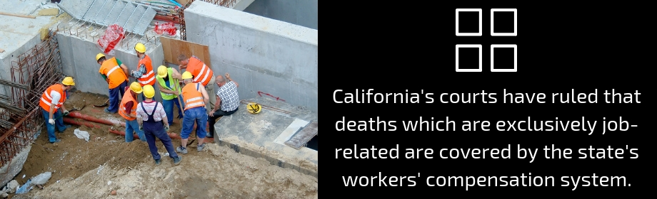 workers' comp death